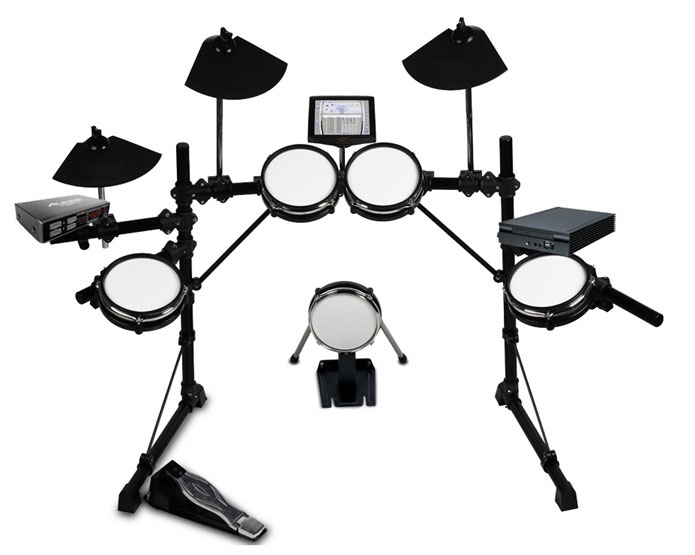 Hellfire Electronic Drum Systems - Compact VST Systems Replaces Drum
