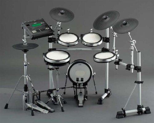 Yamaha Dtx Electric Drumset