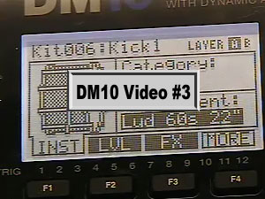 DM10 Video #3