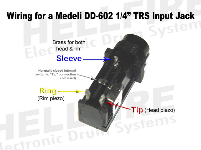 DD602TRS hellfire electronic drum systems alesis dm10 pad upgrade video! alesis dm10 wiring diagram at fashall.co