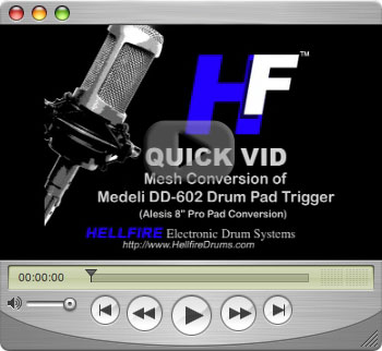 Meshconvert hellfire electronic drum systems alesis dm10 pad upgrade video! alesis dm10 wiring diagram at fashall.co