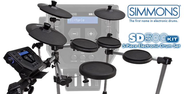 Hellfire electronic drum systems hellfire drums brings you diy simmons sd500 5 piece electronic drum set solutioingenieria Images