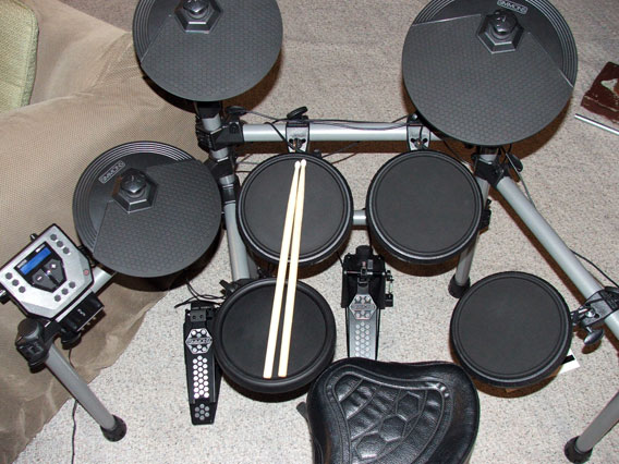 Hellfire Electronic Drum Systems